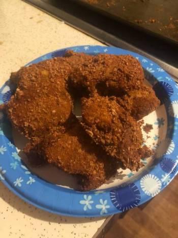 Coconut Fried Chicken