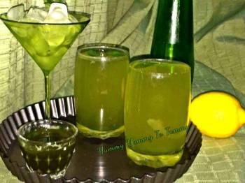 Curry Leaves Lemonade