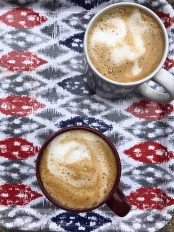 Whipped Nescafé