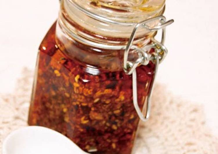 Everyone's Favorite Homemade Sesame Oil (Keeps for 1 Month ...