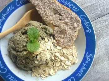 Vegan Green Tea Ice-cream