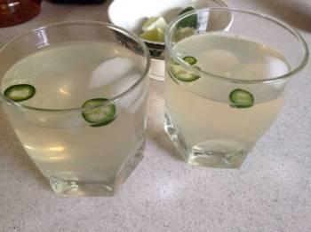 Serrano Pepper Margarita