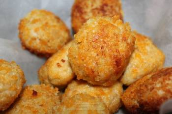Chicken and Apple Nuggets