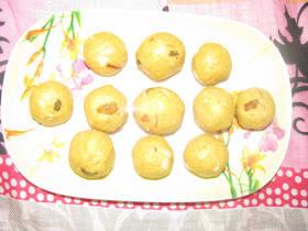 Besan Ke Laddu with Sugar Free(For Dieting & diabetes)