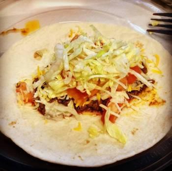 Homemade Ground beef Tacos!