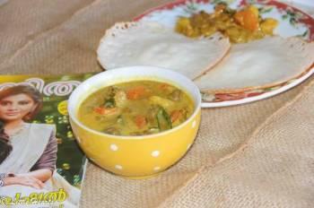 Mangalorean Catholic Style Mutton Stew
