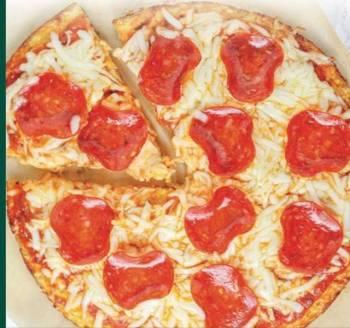 Freaking Healthy Cauliflower Crust Pizza