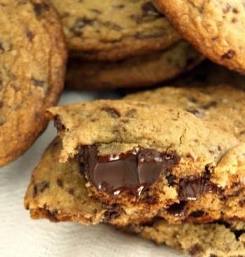 Best Damn Chocolate Chip Cookies!
