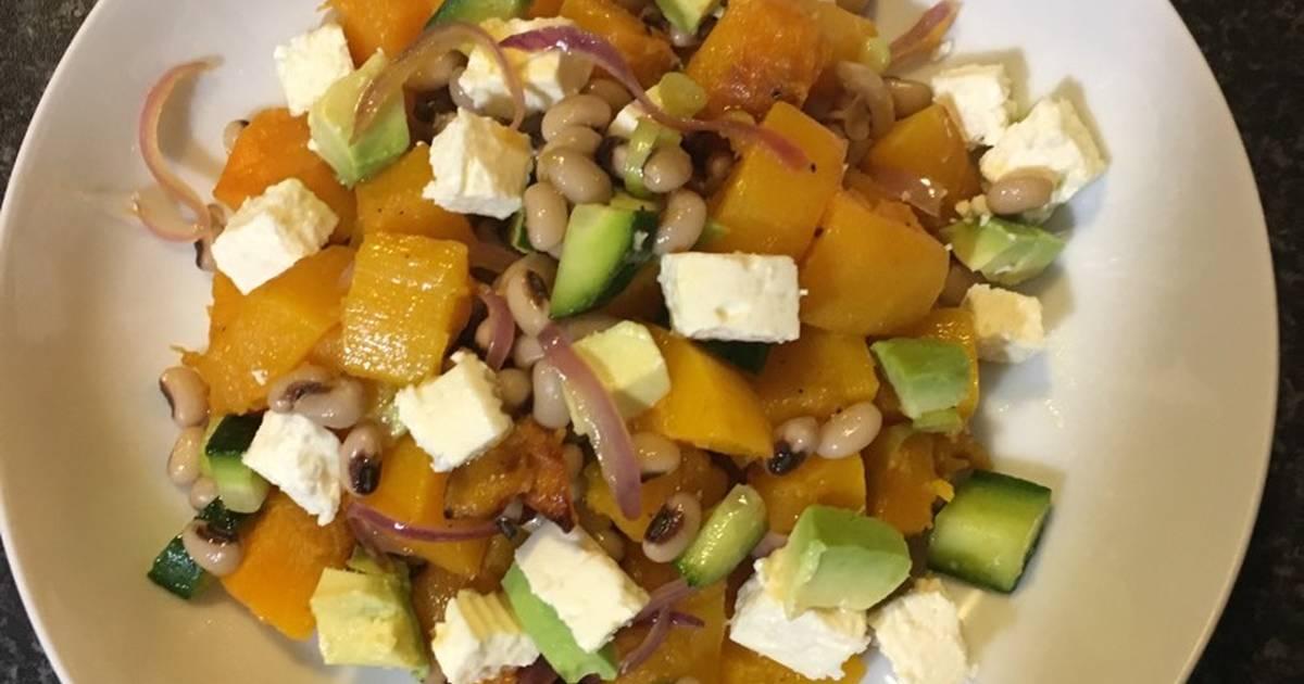 Roasted Butternut Salad Recipes 10 Recipes Cookpad