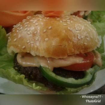 Whosayna's Beef Burgers