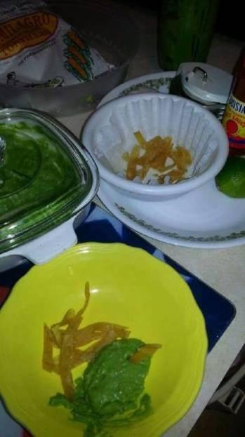 Guacamole Substitute