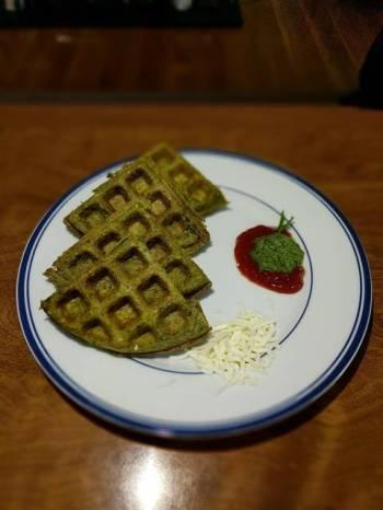 Daal Waffles