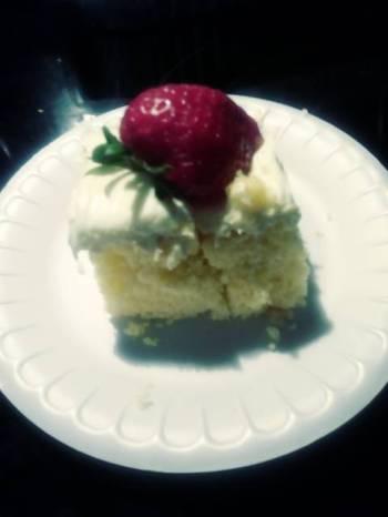 G's Lemon cake