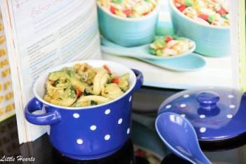 Vegetable Dischi Volanti Pasta