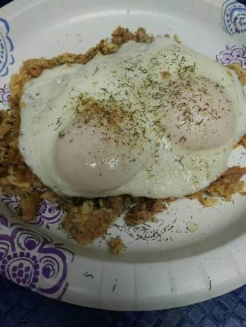 Dill Breakfast
