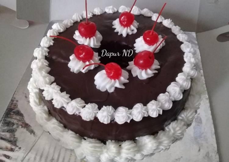 Resep Brownies Kukus Ny Liem Bday Cake Oleh Ayien Rin Cookpad