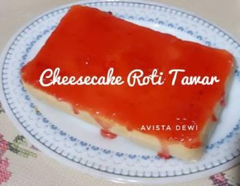 #43. Cheesecake Roti Tawar Lumer