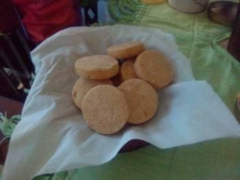 Shortbread Almond Cookies#BikinRamadanBerkesan