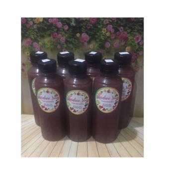 Diet Juice Spinach Raspberry Acaiberry Grape