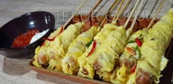 Telur gulung sosis