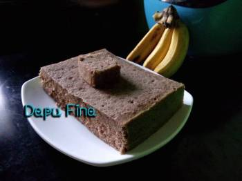 Bolu /cake pisang ayam #BikinRamadanBerkesan