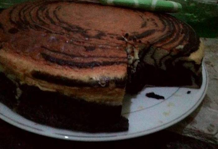 Resep Browchees Japanese Banana Cake Oleh Moms Arra El Amin Cookpad