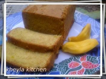 Cake Nangka / Bolu Nangka Harum