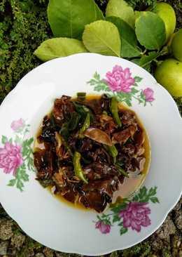 Cara Mengolah Jamur Kuping : mengolah, jamur, kuping, Masak, Jamur, Kuping, Kering, Memasak