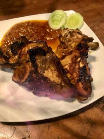 Ayam Bakar Kecap #BikinRamadanBerkesan