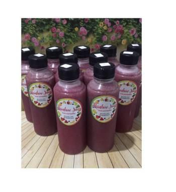 Diet Juice Pear Cherry Blueberry Soursop