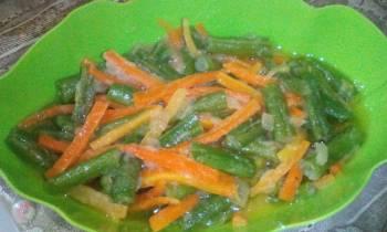 Tumis buncis wortel#bikinramadanberkesan