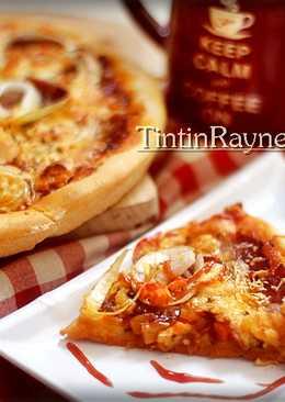 Resep Pizza Sederhana : resep, pizza, sederhana, 9.808, Resep, Pizza, Simple, Sederhana, Cookpad