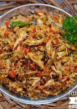 Resep Ikan Tongkol Suwir : resep, tongkol, suwir, Resep, Masak, Tongkol, Suwir, Memasak