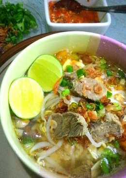 Resep Soto Daging Sapi Jawa Tengah : resep, daging, tengah, Daftar, Resep, Daging, Favorit, Sambal, Embem