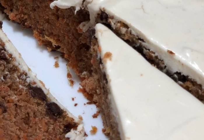 320 Resep Carrot Cake Enak Dan Sederhana Cookpad