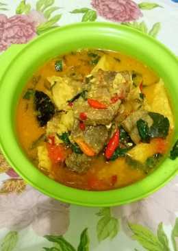 Resep Mangut Ikan : resep, mangut, Resep, Mangut, Sederhana, Cookpad