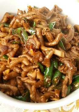 Resep Masak Jeroan Ayam : resep, masak, jeroan, Berbagi, Menurut, Munand:, Memasak, Pedas