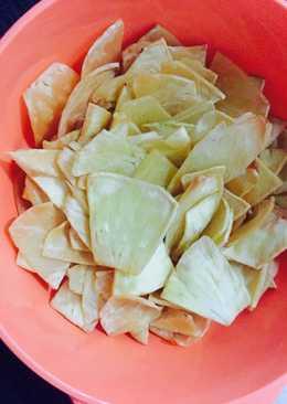 Cara Membuat Keripik Sukun : membuat, keripik, sukun, Daftar, Kreasi, Olahan, Sukun, Punya, Masakan