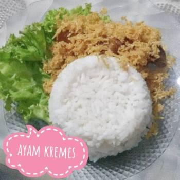 19. Ayam Kremes