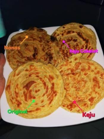 Roti Maryam/canai/prata
