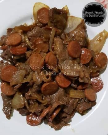 Sosis Beef Yakiniku