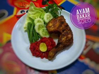Ayam Bakar Solo (#PRRamadhan_PalingKaporit)