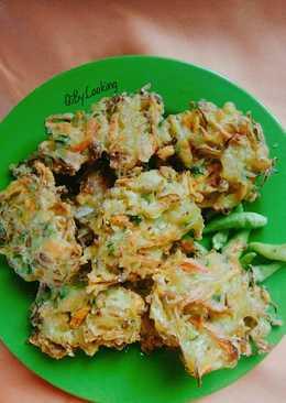 Resep Bakwan Sayur Kriuk : resep, bakwan, sayur, kriuk, 6.862, Resep, Bakwan, Goreng, Kriuk, Sederhana, Cookpad