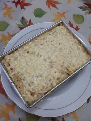 Macaroni Schotel Kukus