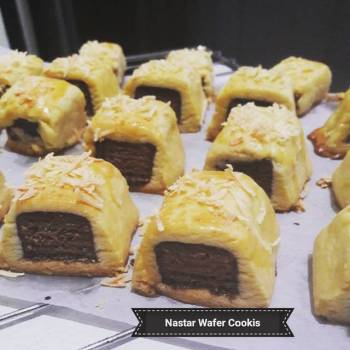 Nastar Wafer Cookis