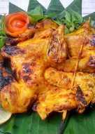 Bumbu Ingkung Ayam : bumbu, ingkung, Resep, Ingkung, Bakar, Masakan, Mudah