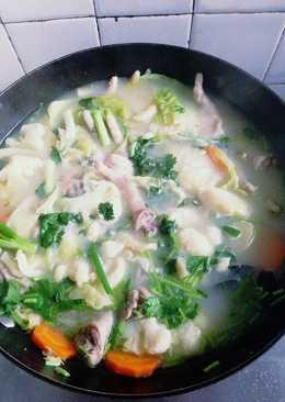Cara Membuat Sayur Sop Ceker : membuat, sayur, ceker, Koleksi, Bumbu, Sayur, Ceker, Resep, Rahasia, Indonesia