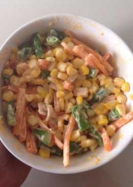 Salad Sayur Untuk Diet : salad, sayur, untuk, Resep, Salad, Sayuran, Untuk, Sederhana, Cookpad