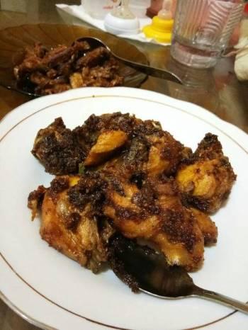 Ayam Goreng Kecap istimewa