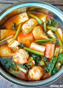 Resep Bumbu Tomyam : resep, bumbu, tomyam, Resep, Sayur, Sederhana, Cookpad